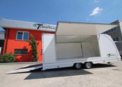 rimorchio furgonato trasporto auto F26 (11)