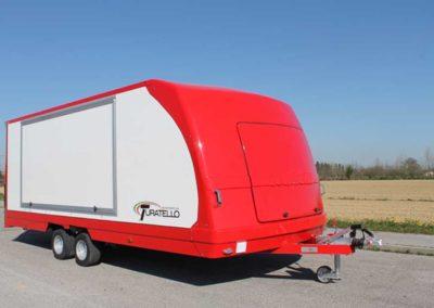 rimorchio furgonato trasporto auto F26 (6)