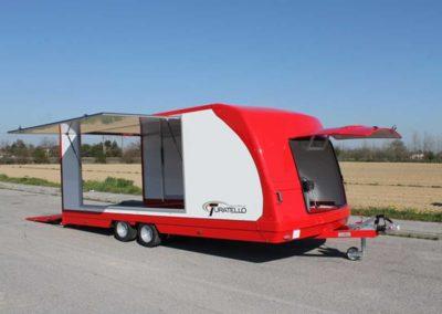 rimorchio furgonato trasporto auto F26 (7)