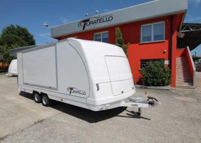 rimorchio furgonato trasporto auto F26 (8)