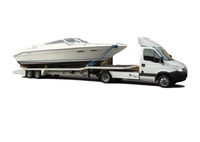 SR 50 boat transportation