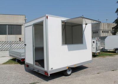 RImorchio cube xxl ufficio mobile