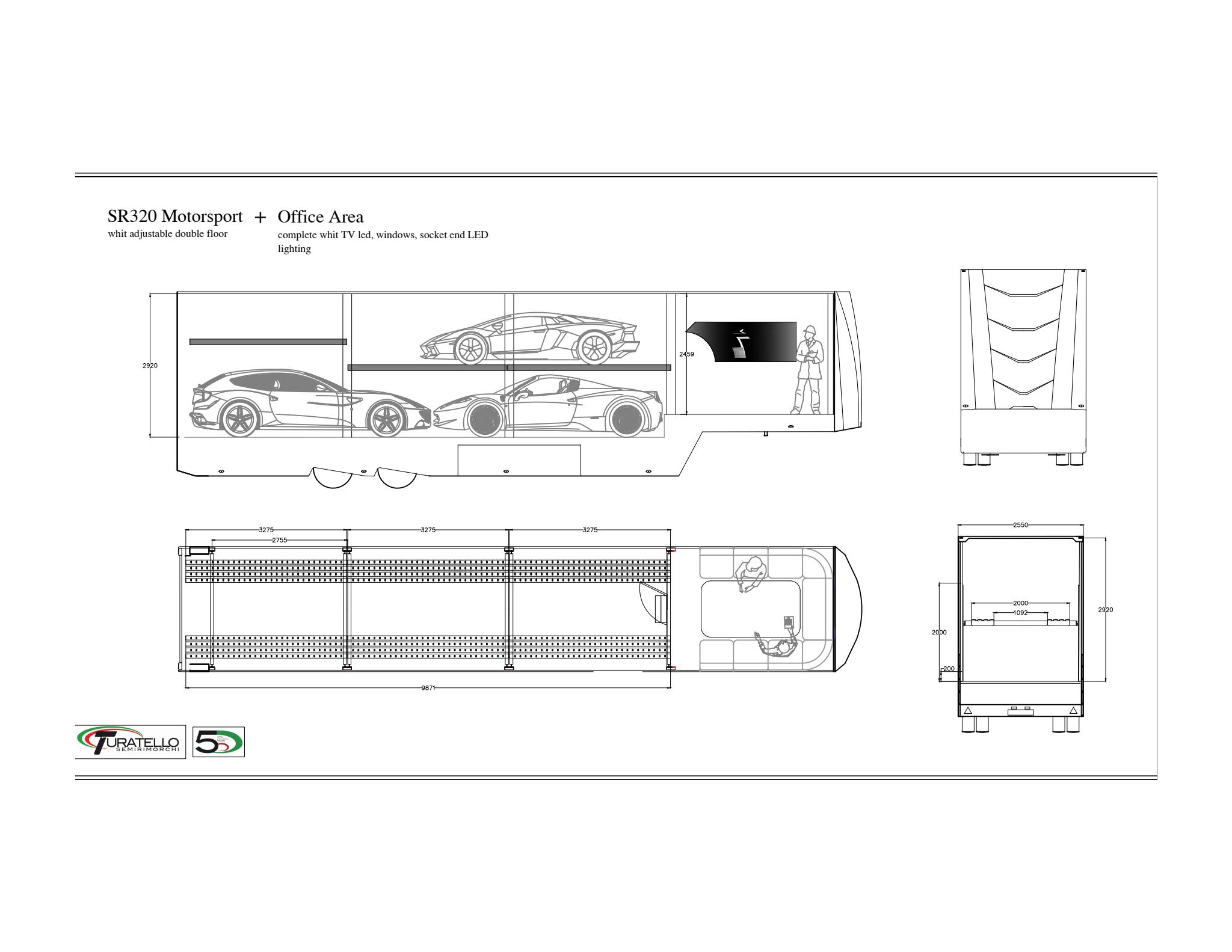 Sr320 Motorsport Office