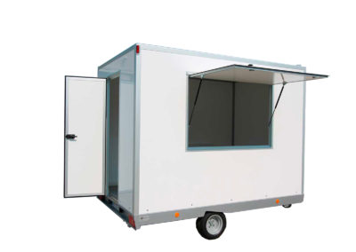 Mobiles Büro 3 Meter